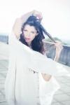 Photographe: Sébastien Jourdan, modèle: Alexandra Lemarchand, coiffure: Minh khôï. Réalisation du maquillage