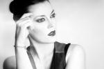 Photographe: Jonathan Lagresle Modèle: Karine G  Réalisation maquillage et coiffure